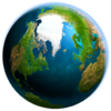 3Planesoft - Earth 3D Grafik